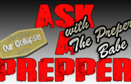 Interview: Ask a prepper – PrepperBabe