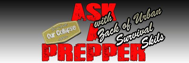 Interview: Ask a prepper – Zack