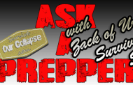 Interview: Ask a prepper – Zack