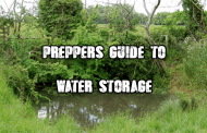 A preppers guide to Storing water if SHTF