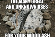 Over 30 great uses for wood ash