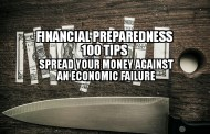 Financial Preparedness: 100 tips to SPREAD your money VS. economic failure