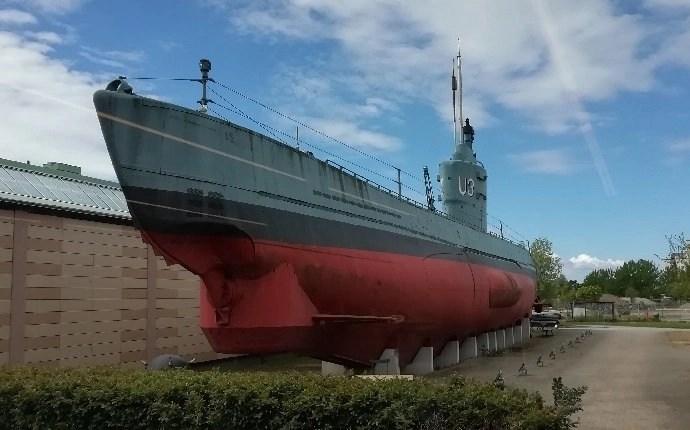 Svea y Pablo - Submarino U3