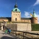 MQue hacer en Kalmar slott con los niños - Svea y Pablo