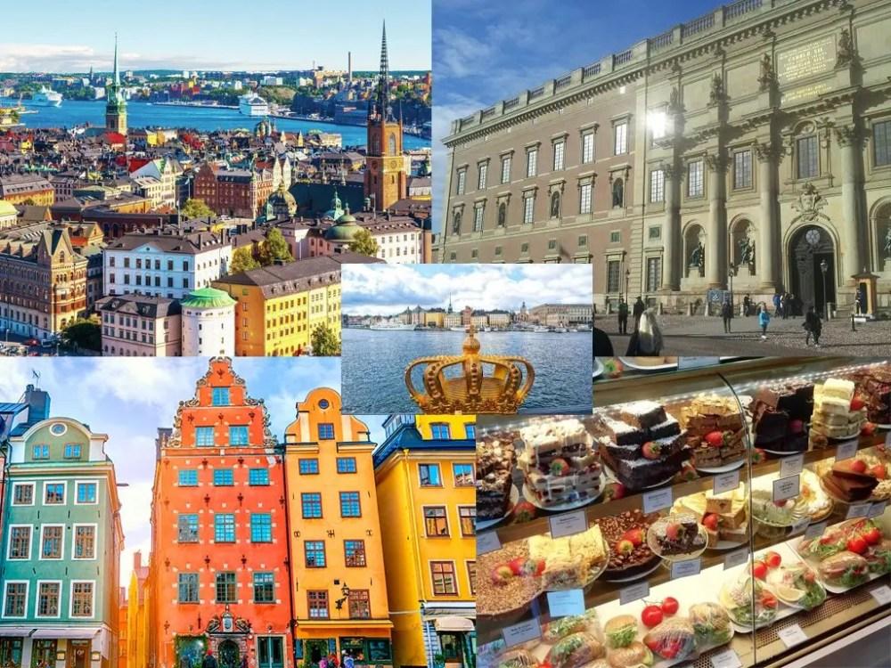 Svea y Pablo -8+1 cosas a tener en cuenta para visitar Estocolmo
