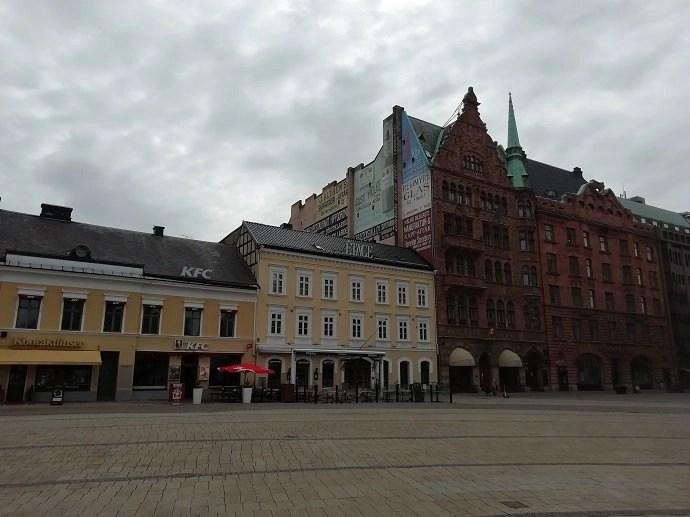 Svea y Pablo - Gamla Staden