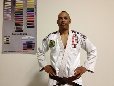 Big Ron Brown Belt