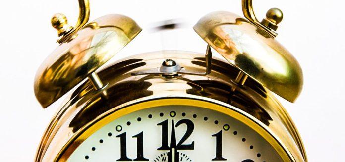 Jonathan-Bliss-yellow-golden-classic-alarm-clock-ringing-sound-noise-speed-blur-bell-sleeping-apps