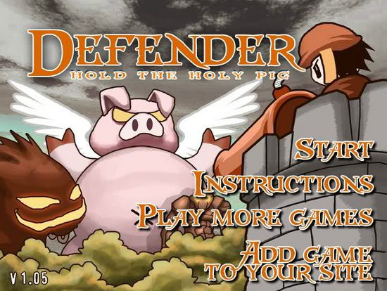 2 Defender Hold the Holy Pig