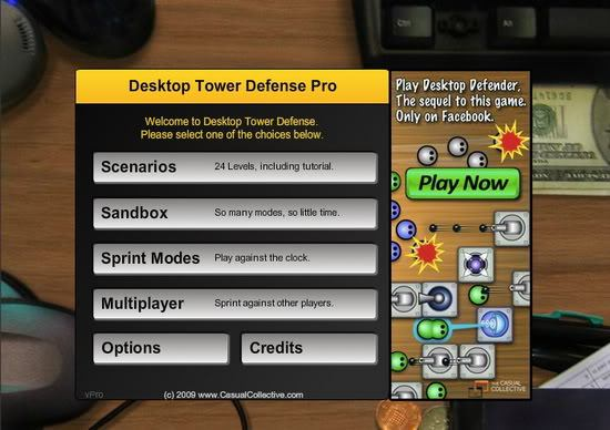 3. Desktop Tower Defense Pro