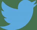 Twitter Logo Official PNG Large High Resolution Version Transparent Blue Bird
