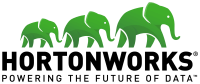 Hortonworks Logo Large Powering the Future of Data