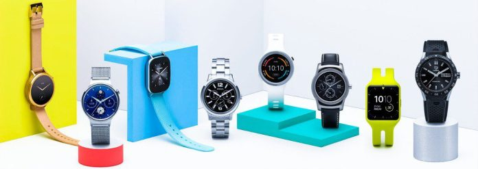 Android Wear 2.0 Collection Brands Moto Fossil Huawei ASUS LG Sony Tag Heuer