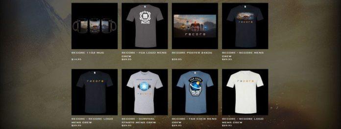 ReCore Merch Fan Products Shop Original Shirts Gaming Cup