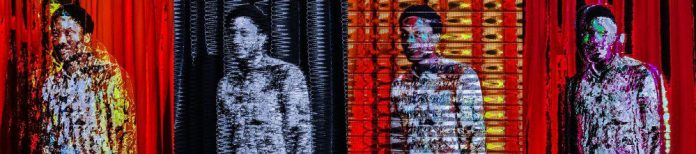 Making Mistakes Workshop Man Standing Color Distortion