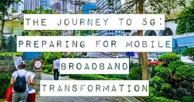 The Journey to 5G: Preparing for Mobile Broadband Transformation