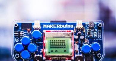 MAKERbuino Is Your Chance to Build Your Very Own Portable Gaming Console