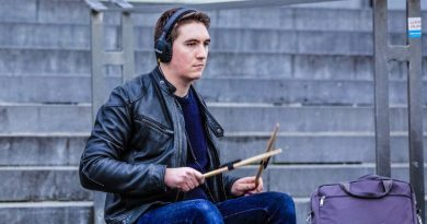 Drumistic: French Startup Builds Drumstick Gadget