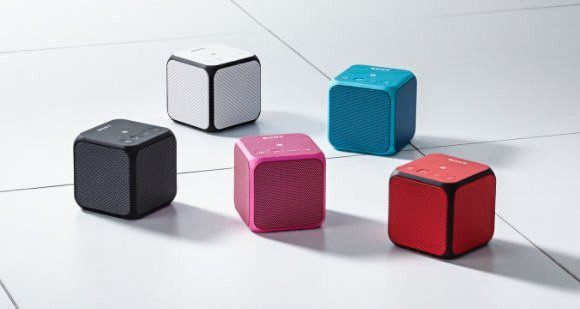 Sony SRS - X11 Bluetooth Speaker Review Colors Options Cube