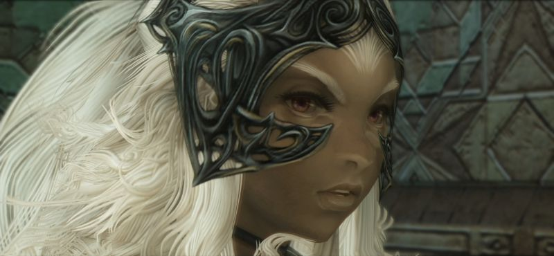 Final Fantasy XII The Zodiac Age Screenshot HD Fran Cheat
