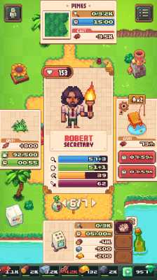 Tinker Island Survival Game