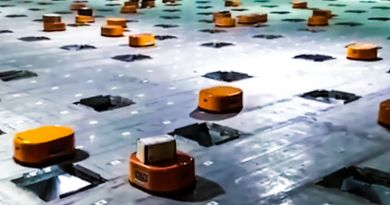 """""""Little Orange"""" Robots Support Post Workers in China [Video]"""