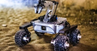 Turtle Rover Land Drone Learning Open Source Mini Vehicle
