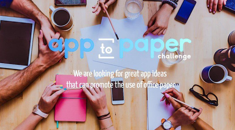 App to Paper Navigator Challenge Price Reward Ideation Design Thinking