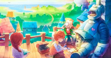 My Time at Portia Makes the End of the World Look Cute and Fun