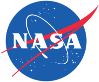 NASA LOGO Blue Meatball