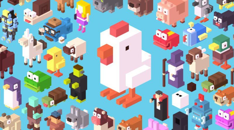 crossy-road-collage
