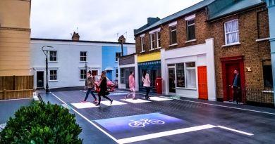 Umbrellium Starling Crossing RESPONSIVE ROAD INFRASTRUCTURE Video Concept