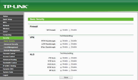 spi-firewall