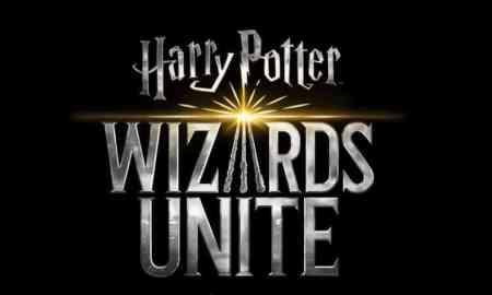 Harry Potter Unite Logo