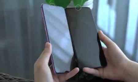 xiaomi under display selfie camera tech