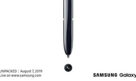samsung unpack Samsung Note 10