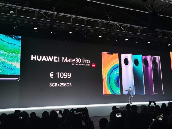 Huawei announces the Mate 30 and the Mate 30 Pro with amazing cameras 9