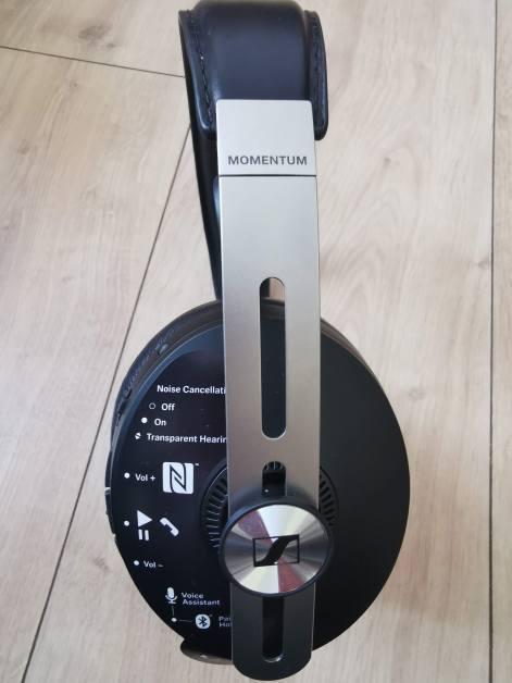 Review: Sennheiser Momentum Wireless Mark 3 Noise Cancelling headset 14