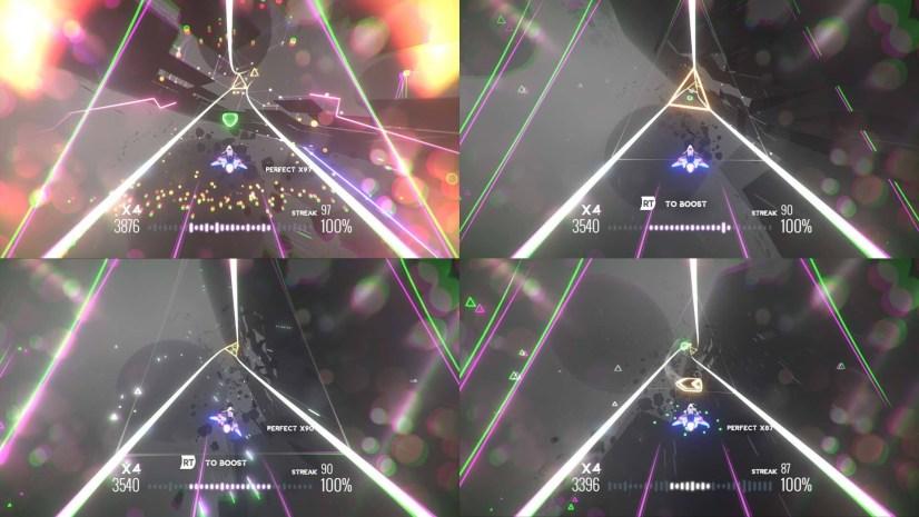 Avicii Invector screenshots