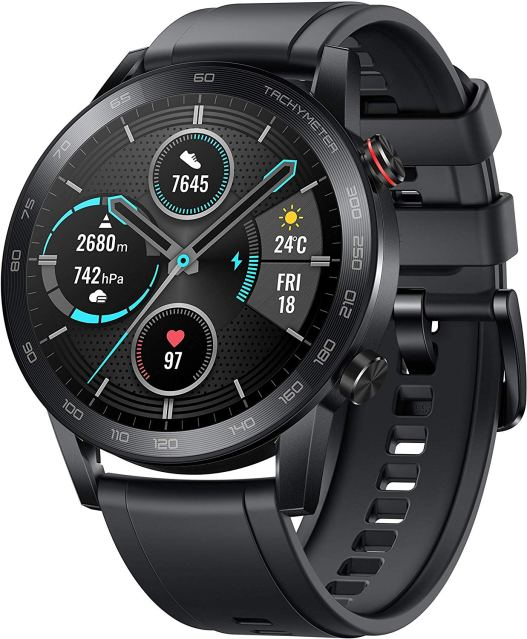 Review of the Honor Magic Watch 2 1
