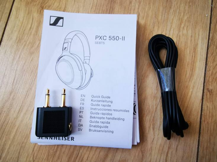 Review: Sennheiser PXC 550 Mark 2 headset 15