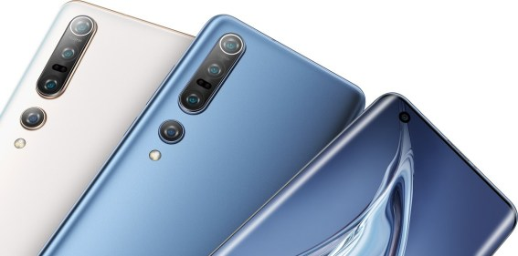 Xiaomi announces the global launch of the Mi 10/10 Pro and 10 Lite 10