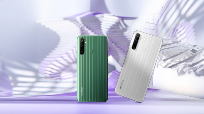 Realme launches the Realme 6 and 6i in the UK 11