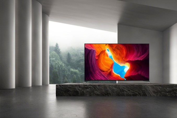 Sony's flagship XH95 4K HDR Full Array LED TV out now 9