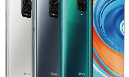 Redmi Note 9 Pro All Colours
