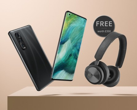OPPO's Find X2 series sale with B&O gifts 1