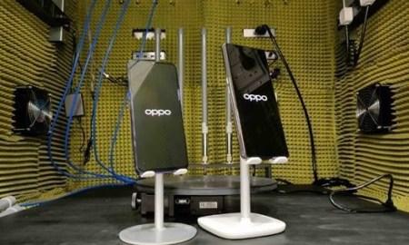 Oppo 5G lab