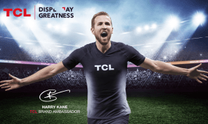 TCL partners up with Harry Kane as European brand ambassador 3