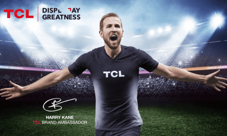 TCL partners up with Harry Kane as European brand ambassador 11