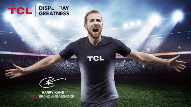 TCL partners up with Harry Kane as European brand ambassador 2